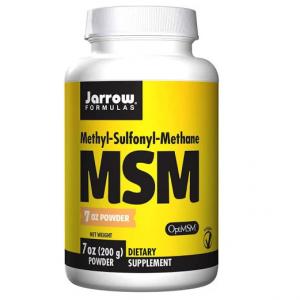 MSM powder (Jarrow)