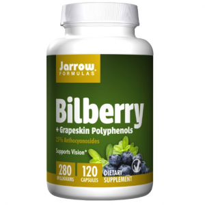 Bilberry (Jarrow) 280mg 120 caps