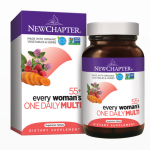 Every Woman's™ One Daily 55+ Multivitamin