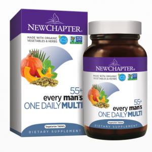 Every Man™'s One Daily 55+ Multivitamin