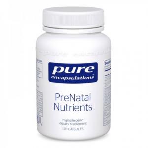 PreNatal Nutrients - IMPROVED - 60 caps