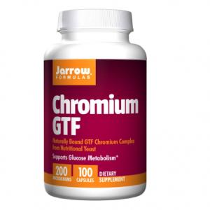 Chromium GTF (Jarrow) 100 caps