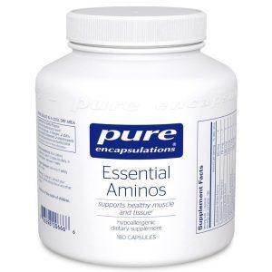 Essential Amino Acids (Pure) 180 caps